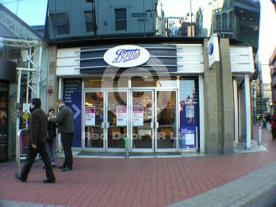 boots leeds pharmacy shopping in city centre leeds ls1