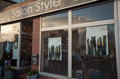 Salon Style (Hairdresser) Shopping in Chapel Allerton, Leeds LS7 4PE ...