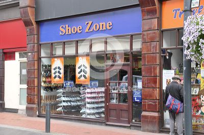 Shoe Shops In Leeds City Centre