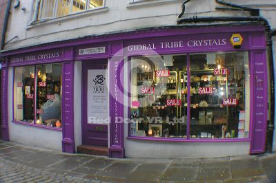 Global Tribe Crystals (Crystal Shop) Shopping in City Centre, Leeds